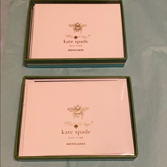 Kate Spade Card Set